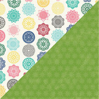 Jillibean Soup - You Make Miso Happy Collection - 12 x 12 Double Sided Paper - Wakama