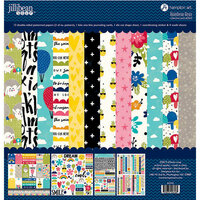 Jillibean Soup - Rainbow Roux Collection - 12 x 12 Collection Pack