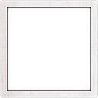 Jillibean Soup - Mix the Media - 12 x 12 Surface - Whitewash - White Framed