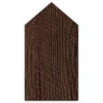 Jillibean Soup - Mix the Media - Wood House - Rustic - Solid