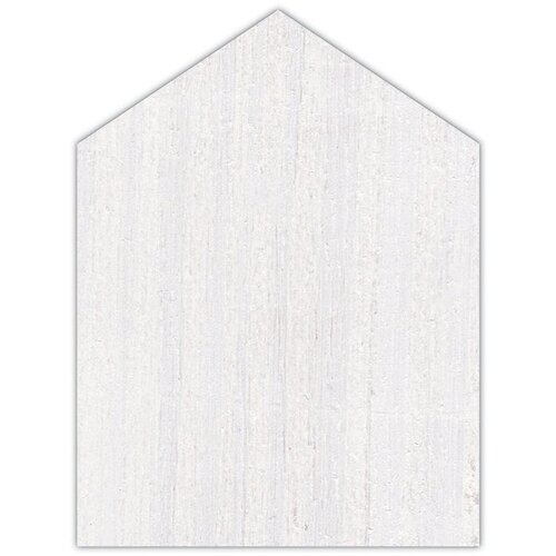 Jillibean Soup - Mix the Media - Wood House - Whitewash - Solid