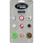 Jillibean Soup - Apple Cheddar Soup Collection - Cool Beans - Orchard Buttons