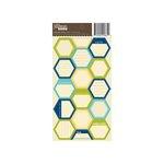 Jillibean Soup - Cardstock Stickers - Hexagon - Remember
