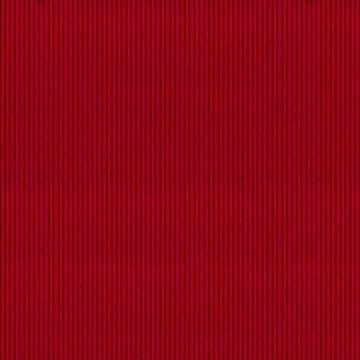 Jillibean Soup - 12 x 12 Corrugated Paper - Red