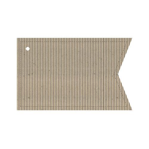 Jillibean Soup - Corrugated Album - Kraft Pennant