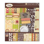 Jillibean Soup - Chicken Noodle Collection - 12 x 12 Page Kit