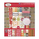 Jillibean Soup - New England Chowder Collection - 12 x 12 Page Kit