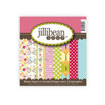 Jillibean Soup - Blossom Soup Collection - 6 x 6 Paper Pad