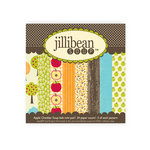 Jillibean Soup - Apple Cheddar Soup Collection - 6 x 6 Paper Pad