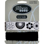 Jillibean Soup - Bean Stalks Collection - Ribbon - Flour Tortilla
