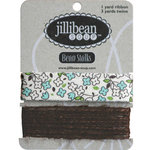 Jillibean Soup - Bean Stalks Collection - Ribbon - Mini Flowers