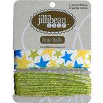 Jillibean Soup - Bean Stalks Collection - Ribbon - Stars
