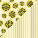 Jillibean Soup - Lentil Soup Collection - 12 x 12 Double Sided Paper - Ground Grains of Paradise