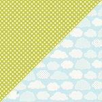 Jillibean Soup - Blossom Soup Collection - 12 x 12 Double Sided Paper - Corn Kernels