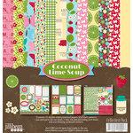 Jillibean Soup - Coconut Lime Soup Collection - 12 x 12 Collection Kit