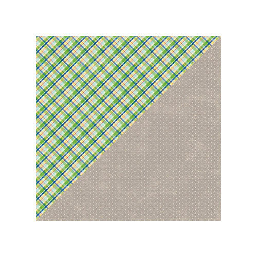 Jillibean Soup - Macho Nacho Soup Collection - 12 x 12 Double Sided Paper - Pinch of Cool