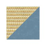 Jillibean Soup - Grandma's Lima Bean Soup Collection - 12 x 12 Double Sided Paper - Dried Marjoram
