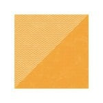Jillibean Soup - Soup Staples II Collection - 12 x 12 Double Sided Paper - Orange Salt
