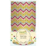 Jillibean Soup - Party Playground Collection - Treat Cups - Multi Chevron
