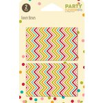 Jillibean Soup - Party Playground Collection - Favor Boxes - Multi Chevron