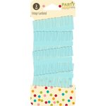 Jillibean Soup - Party Playground Collection - Fringe Garland - Rock Candy Blue