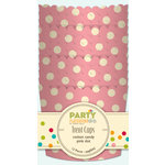 Jillibean Soup - Party Playground Collection - Treat Cups - Cotton Candy Pink Dot