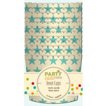 Jillibean Soup - Party Playground Collection - Treat Cups - Rock Candy Blue Star