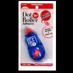 Kokuyo - Dot n Roller Adhesive - Permanent - Refill