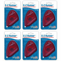 3L - Scrapbook Adhesives - E-Z Runner Permanent Tape - The 6 Pack Bargain Pack