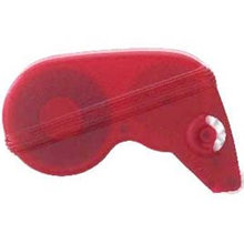 Herma Vario Tab Dispenser - Permanent - Red