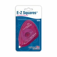 3L - Scrapbook Adhesives - E-Z Squares - Permanent Adhesive Tabs