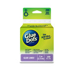 Glue Dots - 1 inch Glue Lines