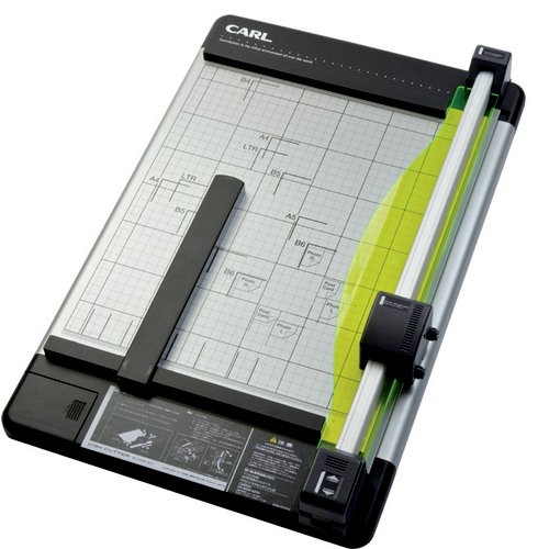 Carl Brands - Heavy Duty Rotary 12 Inch Paper Trimmer