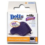 Herma Dotto Dots Permanent Adhesive Refill