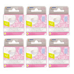 Herma Dotto Dots Removable Adhesive Refill - The 6 Pack Bargain Pack