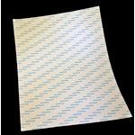 J and V Enterprises - Tacky Tear Tape - 8.5 x 11 Sheet