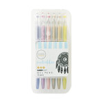Kaisercraft - Kaisercolour - Gel Pens - Metallic - 12 Pack