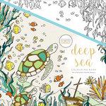 Kaisercraft - Kaisercolour - Coloring Book - Deep Sea