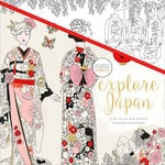 Kaisercraft - Kaisercolour - Coloring Book - Explore Japan