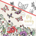 Kaisercraft - Kaisercolour - Coloring Book - Fly Away