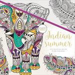Kaisercraft - Kaisercolour - Coloring Book - Indian Summer