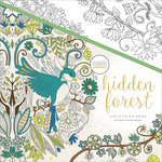 Kaisercraft - Kaisercolour - Coloring Book - Hidden Forest