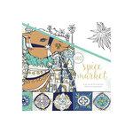 Kaisercraft - Kaisercolour - Coloring Book - Spice Market
