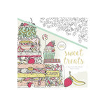 Kaisercraft - Kaisercolour - Coloring Book - Sweet Treats