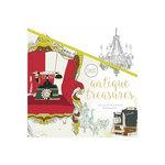 Kaisercraft - Kaisercolour - Coloring Book - Antique Treasures