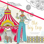 Kaisercraft - Kaisercolour - Coloring Book - The Big Top