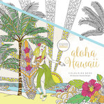 Kaisercraft - Kaisercolour - Coloring Book - Aloha Hawaii