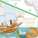 Kaisercraft - Kaisercolour - Coloring Book - Treasure Island