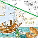 Kaisercraft - Kaisercolour - Coloring Book - Treasure Island