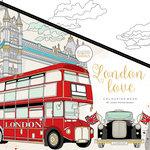 Kaisercraft - Kaisercolour - Coloring Book - London Love